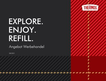 THERMOS® Angebote August 2021