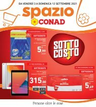 Spazio Conad Olbia 2021-09-03
