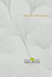 BEAUTY and SPA Moments