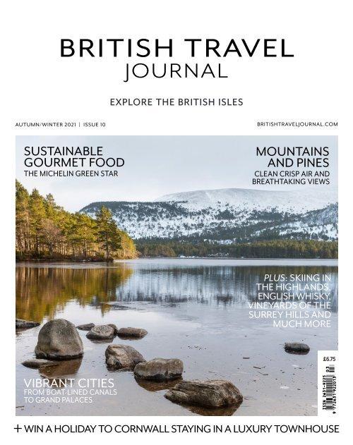 British Travel Journal | Autumn 2021