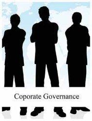 Corporate Governance, 2012a