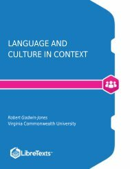 Language and Culture in Context - A Primer on Intercultural Communication, 2020a