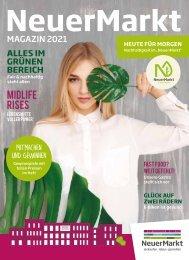 NeuerMarkt Magazin 2021