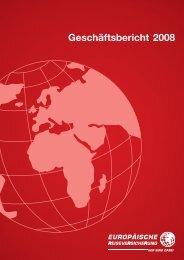 LAGEBERICHT - Europäische Reiseversicherung
