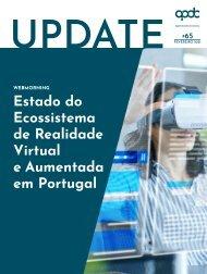 Webmorning - Estado do Ecossistema de Realidade Virtual e Aumentada em Portugal
