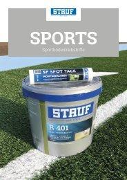 STAUF Sports Katalog 2021 D