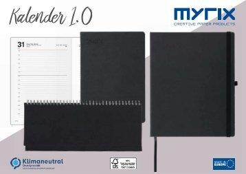 MYRIX Kalender und Agenden
