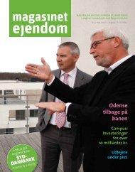 Odense tilbage på banen - Estate Media