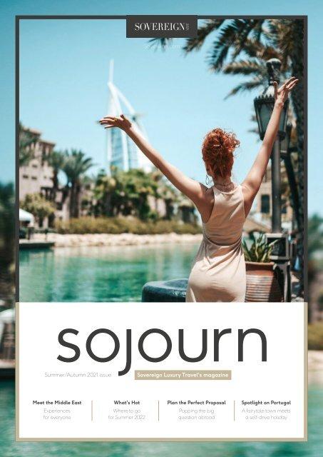 Sojourn | Sovereign Magazine Autumn 2021