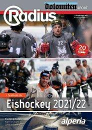 Eishockey 2021/22