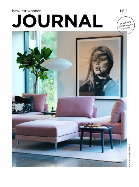 BW Journal 2021 Europa Möbel
