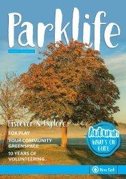 Parklife Autumn