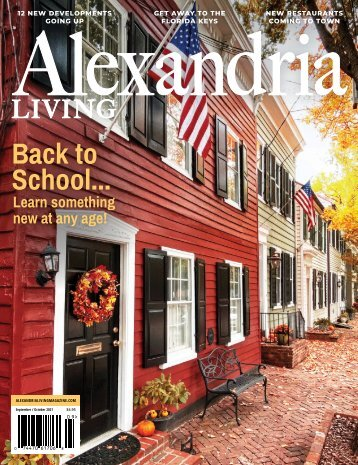Alexandria Living Sept