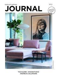 BW Journal 2021 Tischlerei-Wohnstudio Salzmann