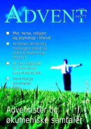 Jobb & Utdanning - Advent Nytt