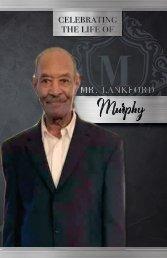Lankford Murphy Memorial Program