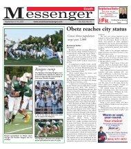 South Messenger - September 5th, 2021