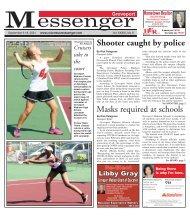 Groveport Messenger - September 5th, 2021