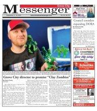 Grove City Messenger - September 5th, 2021