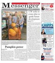 Canal Winchester Messenger - September 5th, 2021