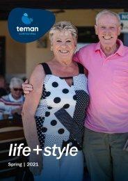 Teman Communities - life+style Spring 2021
