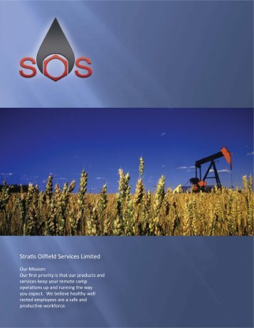 Download our Brochure - SOS Camps