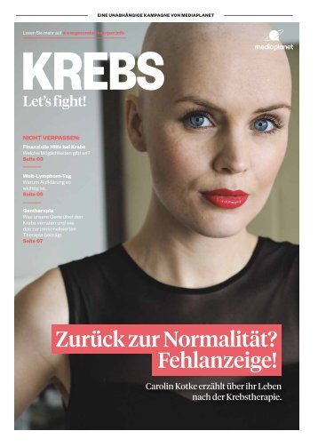 KREBS- LET'S FIGHT!