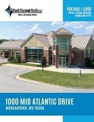 1000 Mid Atlantic Drive Marketing Flyer