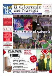 Giornale dei Navigli n. 31 - 10 settembre 2021
