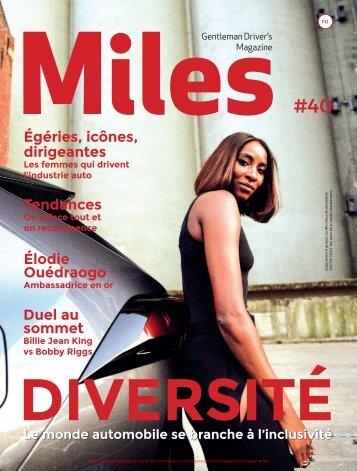 Miles #40 - DIVERSITE
