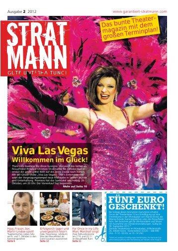 Viva Las Vegas - Mondpalast