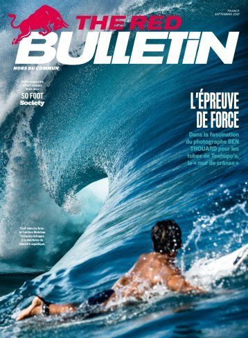 Red Bulletin 09.21 FR