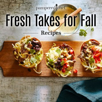 Pampered chef Fresh-takes-Fall