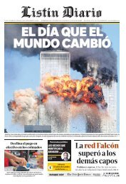 Listín Diario 11-09-2021