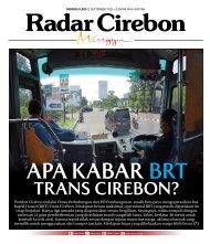 e-Paper Koran Radar Cirebon Edisi 12 September 2021