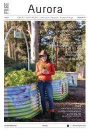 Issue 40 Auroras Magazine September 2021