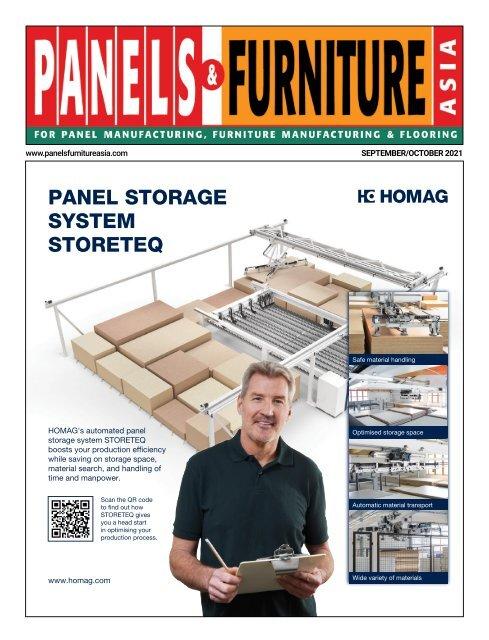 Panels & Furniture Asia September/October 2021