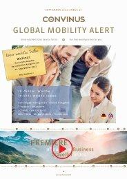 CONVINUS Global Mobility Alert Week 37