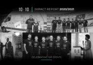 10x10 Annual Impact Report 2020-2021