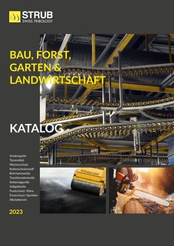 Bau, Forst, Garten & Landwirtschaft