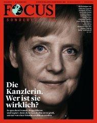 FOCUS Sonderedition Merkel_Vorschau