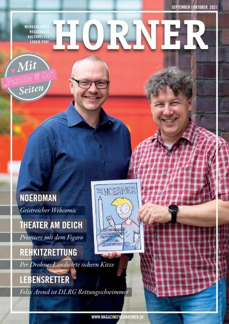 HORNER Magazin | September-Oktober 2021