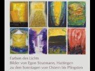 Lichts Hder von Egon Stratmann, Hattingen