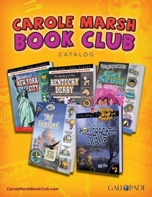 Carole Marsh Mystery