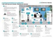 Ausbildungsmesse Blaubeuren: Musterstand