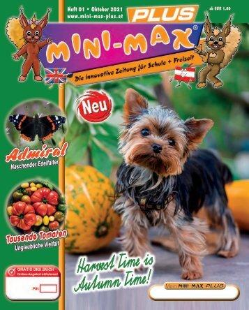 Blick ins neue MINI-MAX-PLUS