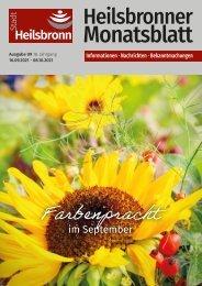 Heilsbronn - September 2021
