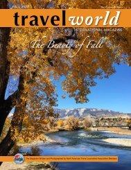 TravelWorld International Magazine - Fall 2021