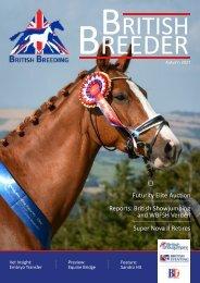 British Breeder Magazine Autumn 2021