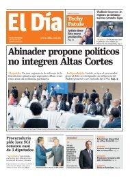 Edición impresa 16-09-2021